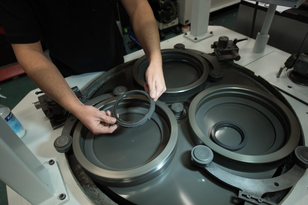Revisie mechanical seals