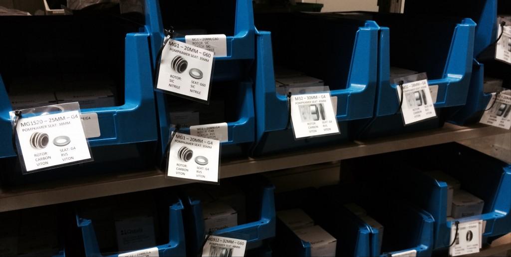 Voorraadinventarisatie & magazijnbeheer