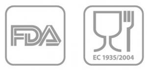 FDA EC1935/2004 mechanical seals